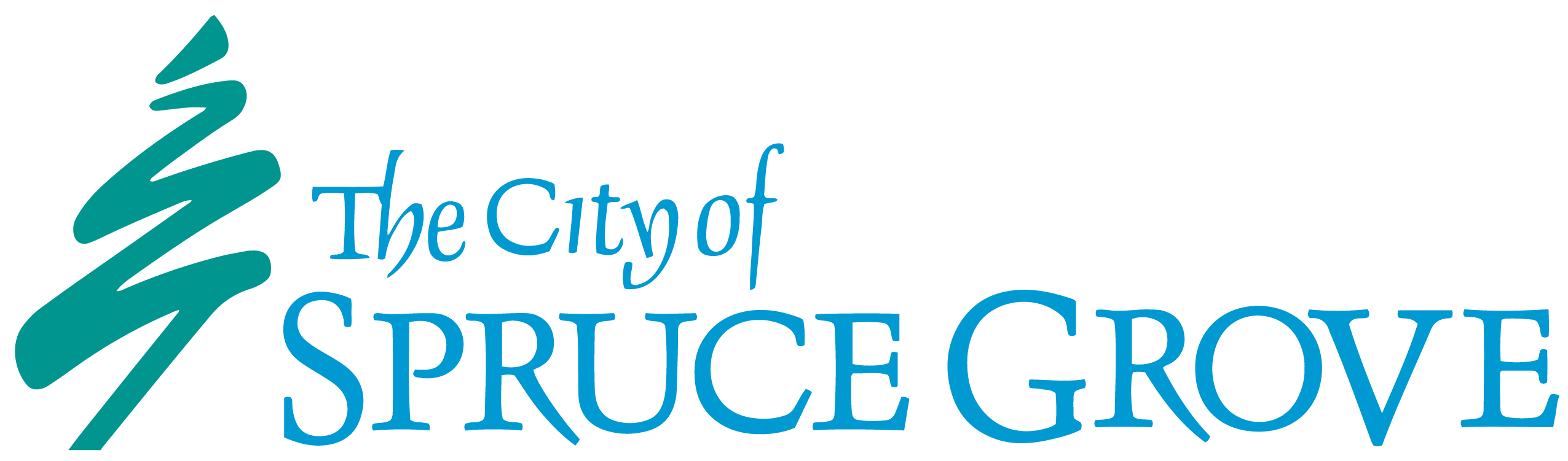 City of Spruce Grove logo